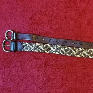 AMERICAN EAGLE WOMEN BELTS
